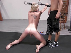 BDSM gay bondage boys twinks young slaves schwule jungs