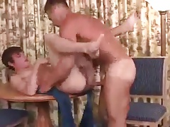 Sexy Twink Getting Fucked On Table