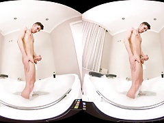 Alone in jacuzzi (VR 180)