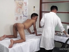 Medical Fetish Asians Jordan and Argie
