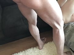 Muscle dads fuck young twink