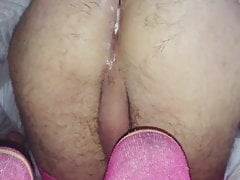 Sissyboy playing with her asshole (EXTREME INSERTION)