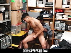Straight Asian Twink Fucked By Black Gay Officer Huge Cock