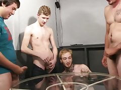TWINKS LOVE CUM BUKKAKE COMPILATION #1